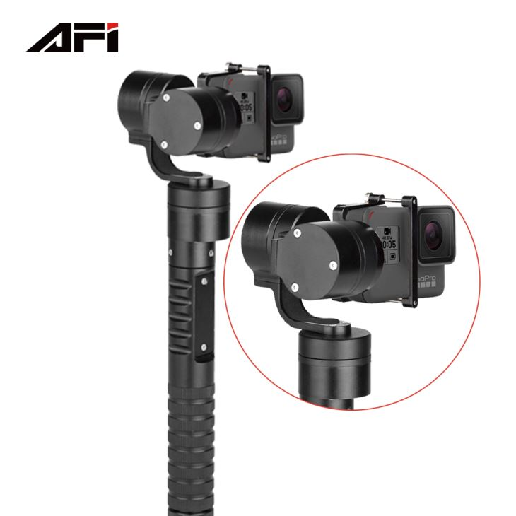 Afi New Design Motorized Camera Stabilizer With 1/4''bottom