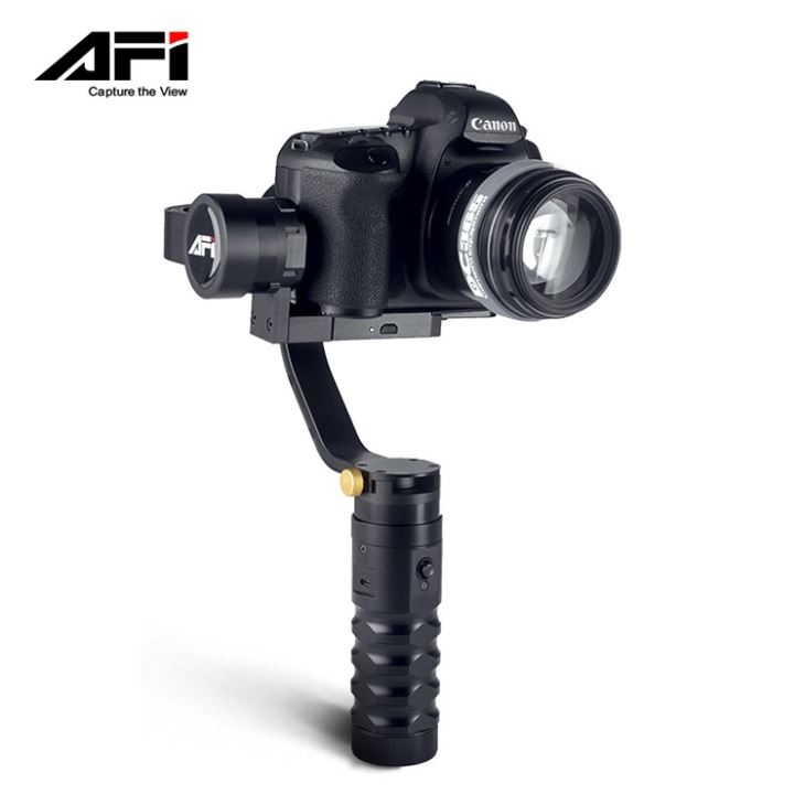 f038ae4337a 3-Axis Brushless Professional Video Hand-held Motorized Gimbals for DSLR  Camera AFI VS
