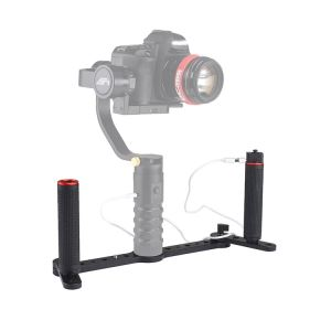 Best Selling Camera Dslr Video Stabilizer With Dual-grip Handle