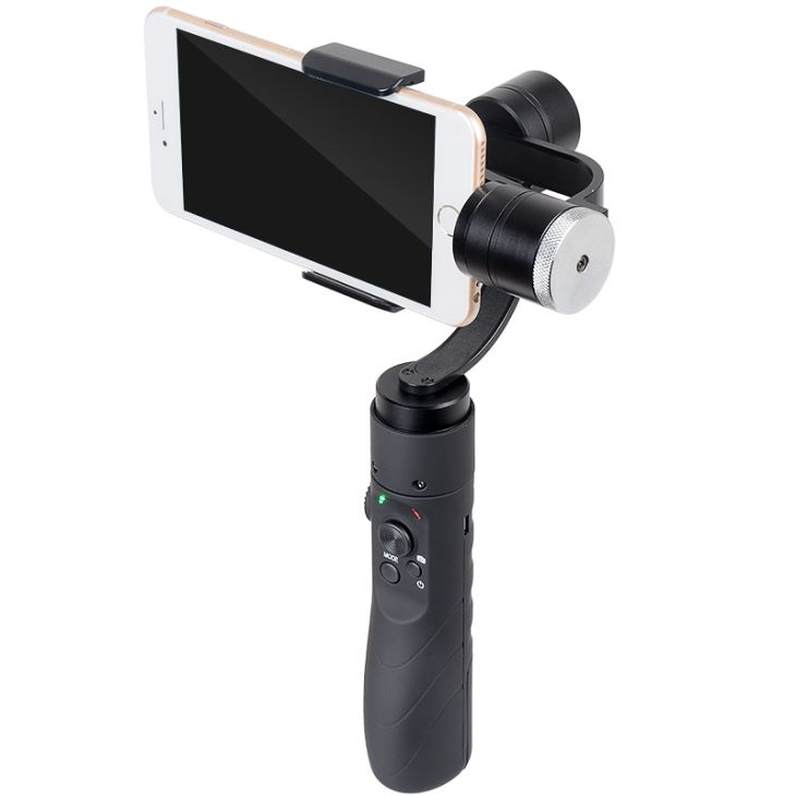 AFI V3 Motorized Rechargeable 3-Axis Smartphone Stabilizing Handheld Gimbal For Smooth, Steady Digital Photography