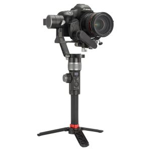 AFI D3 Dual Hand Grip Kit 3-Axis Camera Gimbal DSLR Stabilizer For Canon SONY, Payload: 500-3200g, /w Carrying Case