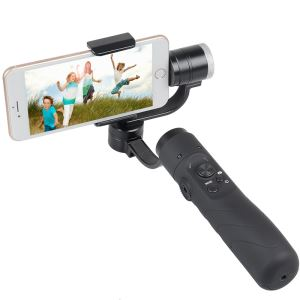 AFI V3 Auto Object Tracking Monopod Selfie-stick 3 Axis Handheld Gimbal For Camera Smartphone