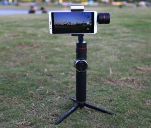 AFI V5 3 Axis Handheld Gimbal Stabilizer For Smartphone Dimension:3.5-6 Inch Wireless Control Vertical Shooting Panorama Mode